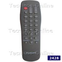 2428 Control Remoto TV PANASONIC SONY