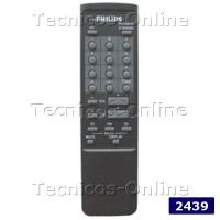 2439 Control Remoto TV RC6805 PHILIPS CROWN MUSTANG DAEWOO