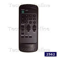 2562 Control Remoto TV FIRST LINE