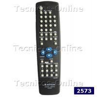 2573 Control Remoto TV HITACHI