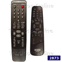 2873 Control Remoto V-Tech RC200 Multicanal