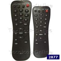 2877 Control Remoto TV CEGESA WINS