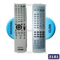 3181 Control Remoto AUDIO SONY
