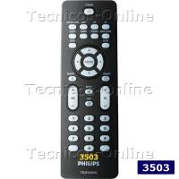 3503 Control Remoto TV PHILIPS