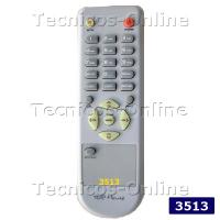 3513 CONTROL REMOTO TV TOP HOUSE