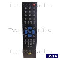 3514 CONTROL REMOTO TV SCR-137 KEN BROWN