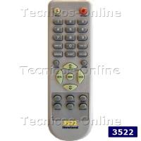 3522 CONTROL REMOTO TV HOWLAND TOP HOUSE