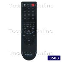 3583 Control Remoto LCD TOP HOUSE