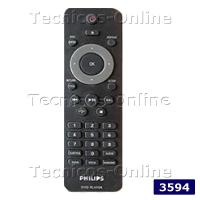 3594 Control Remoto DVD PHILIPS USB