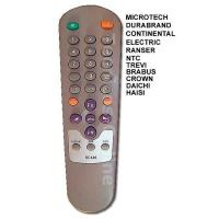 TV-186 CONTROL REMOTO DURABRAND RANSER CROWN