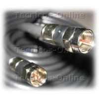 Cable RG6 x 30 mts Con Fichas